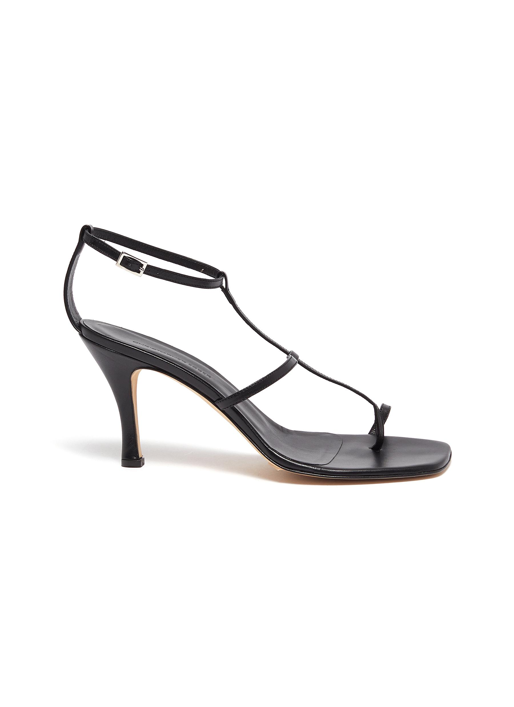 Christopher Esber High Heels Rubik strappy sandals