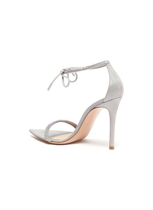 - GIANVITO ROSSI - Crystal embellished strap sandals