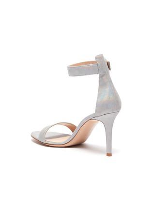- GIANVITO ROSSI - 'Portofino 85' ankle strap sandals