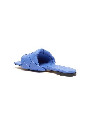 - BOTTEGA VENETA - Woven leather slides