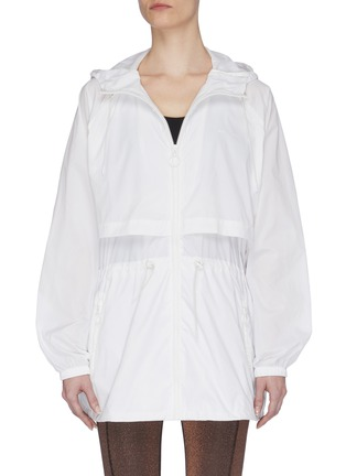 Main View - Click To Enlarge - THE UPSIDE - Ella' Water-Resistant Parka Jacket