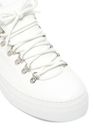 Detail View - Click To Enlarge - DIEMME - 'Marostica' leather sneakers