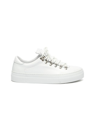 Main View - Click To Enlarge - DIEMME - 'Marostica' leather sneakers