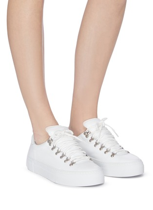 Figure View - Click To Enlarge - DIEMME - 'Marostica' leather sneakers