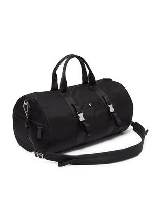 Detail View - Click To Enlarge - PRADA - 'Tessuto' nylon gymbag