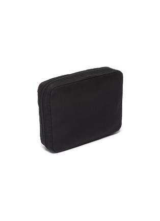 Detail View - Click To Enlarge - PRADA - 'Tessuto' nylon pouch