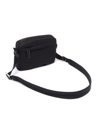 Detail View - Click To Enlarge - PRADA - 'Tessuto' clip nylon camera bag