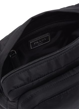 - PRADA - 'Tessuto' clip nylon camera bag