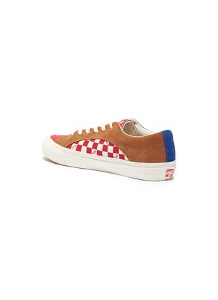 - VANS - 'OG Lampin LX' colourblock canvas sneakers