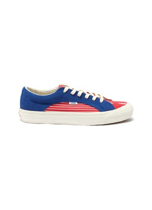 Main View - Click To Enlarge - VANS - 'OG Lampin LX' colourblock canvas sneakers