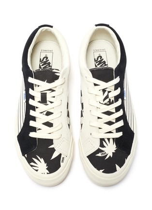Detail View - Click To Enlarge - VANS - 'OG Lampin LX' canvas sneakers