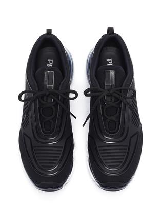 Detail View - Click To Enlarge - PRADA - 'Cloudbust' vapor sneakers