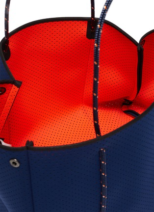 Detail View - Click To Enlarge - STATE OF ESCAPE - 'Escape' sailing rope tote