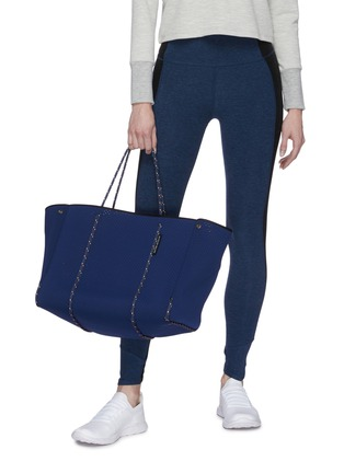 Figure View - Click To Enlarge - STATE OF ESCAPE - 'Escape' sailing rope tote