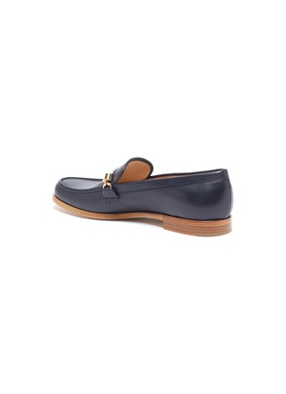 - GABRIELA HEARST - Renault' rope detail leather loafers