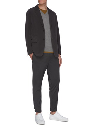 Figure View - Click To Enlarge - THEORY - 'Terrance Neoteric' Jogger Pants