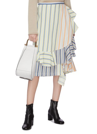 Figure View - Click To Enlarge - JW ANDERSON - Small wedge bag
