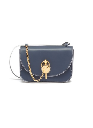 Main View - Click To Enlarge - JW ANDERSON - 'Nano Keyts' leather crossbody bag