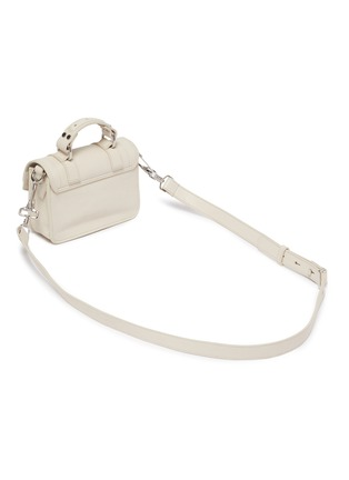 Detail View - Click To Enlarge - PROENZA SCHOULER - 'PS1 Micro' leather crossbody bag
