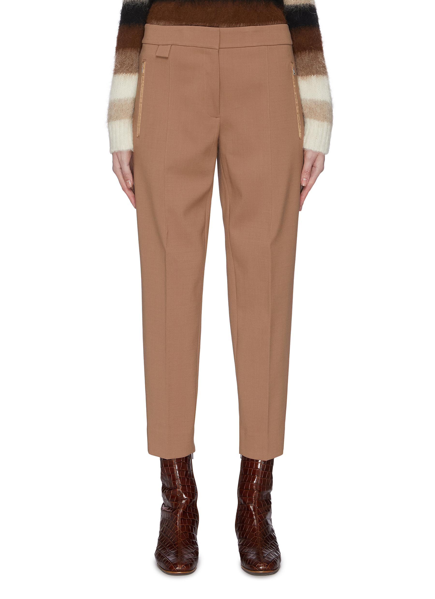 shop Theory Carrot pants online