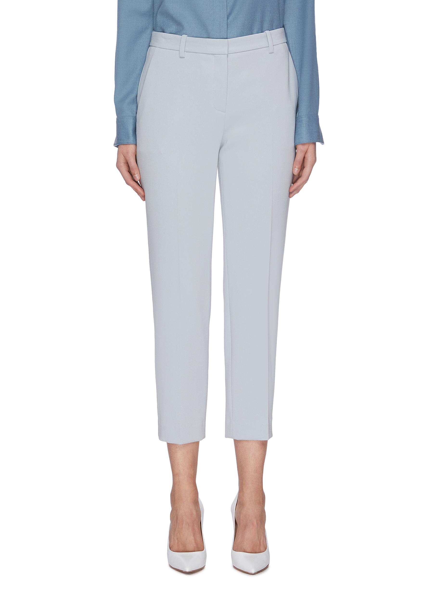 shop Theory Cropped suiting pants online