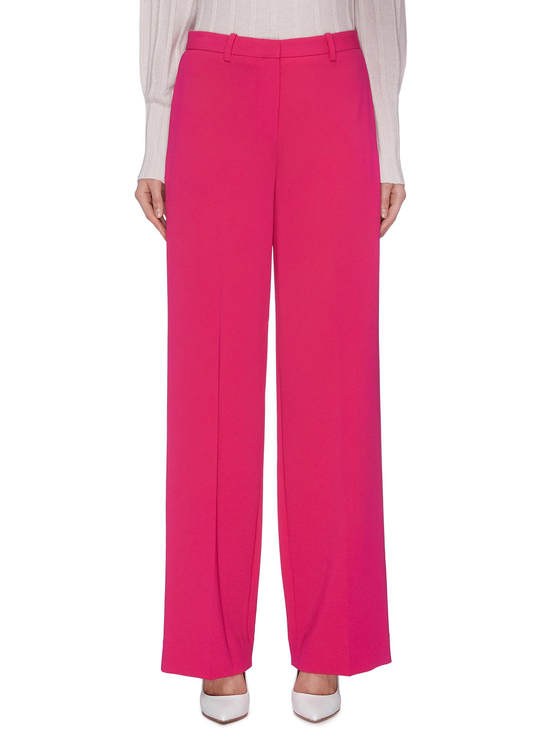 shop Theory Wide leg pants online