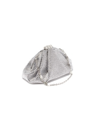 Detail View - Click To Enlarge - JUDITH LEIBER - 'Enchanted' crystal embellished clutch