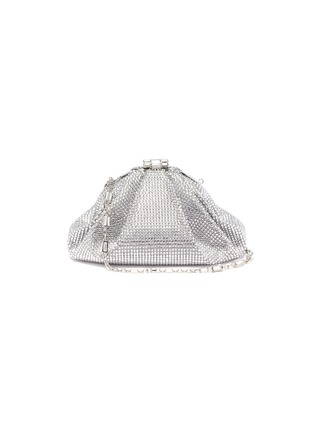 Main View - Click To Enlarge - JUDITH LEIBER - 'Enchanted' crystal embellished clutch