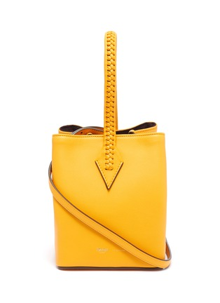 Main View - Click To Enlarge - MÉTIER - 'Perriand' calfskin leather mini tote