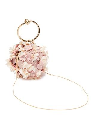 Detail View - Click To Enlarge - ROSANTICA - 'Edera' floral top handle bag