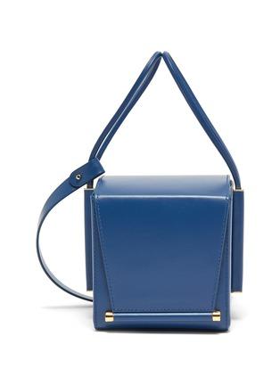 Main View - Click To Enlarge - ROKSANDA - Leather box bag