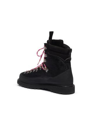- DIEMME - 'Everest' calf hair hiker boots