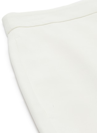 - ALEXANDER MCQUEEN - Cropped tailor pants