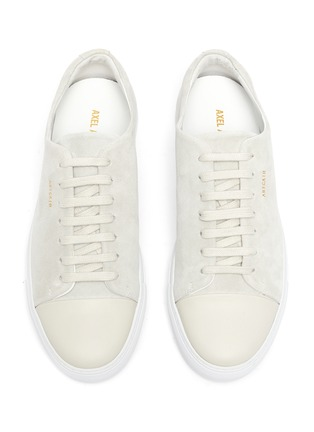 Detail View - Click To Enlarge - AXEL ARIGATO - Cap toe sneakers