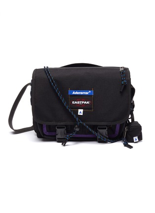 Main View - Click To Enlarge - EASTPAK - x Ader Error Crossbody Bag