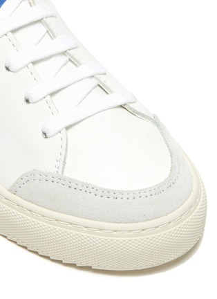 Detail View - Click To Enlarge - AXEL ARIGATO - 'Clean 90 Triple' kids leather sneakers