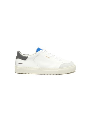 Main View - Click To Enlarge - AXEL ARIGATO - 'Clean 90 Triple' kids leather sneakers