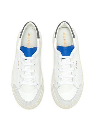 Figure View - Click To Enlarge - AXEL ARIGATO - 'Clean 90 Triple' kids leather sneakers