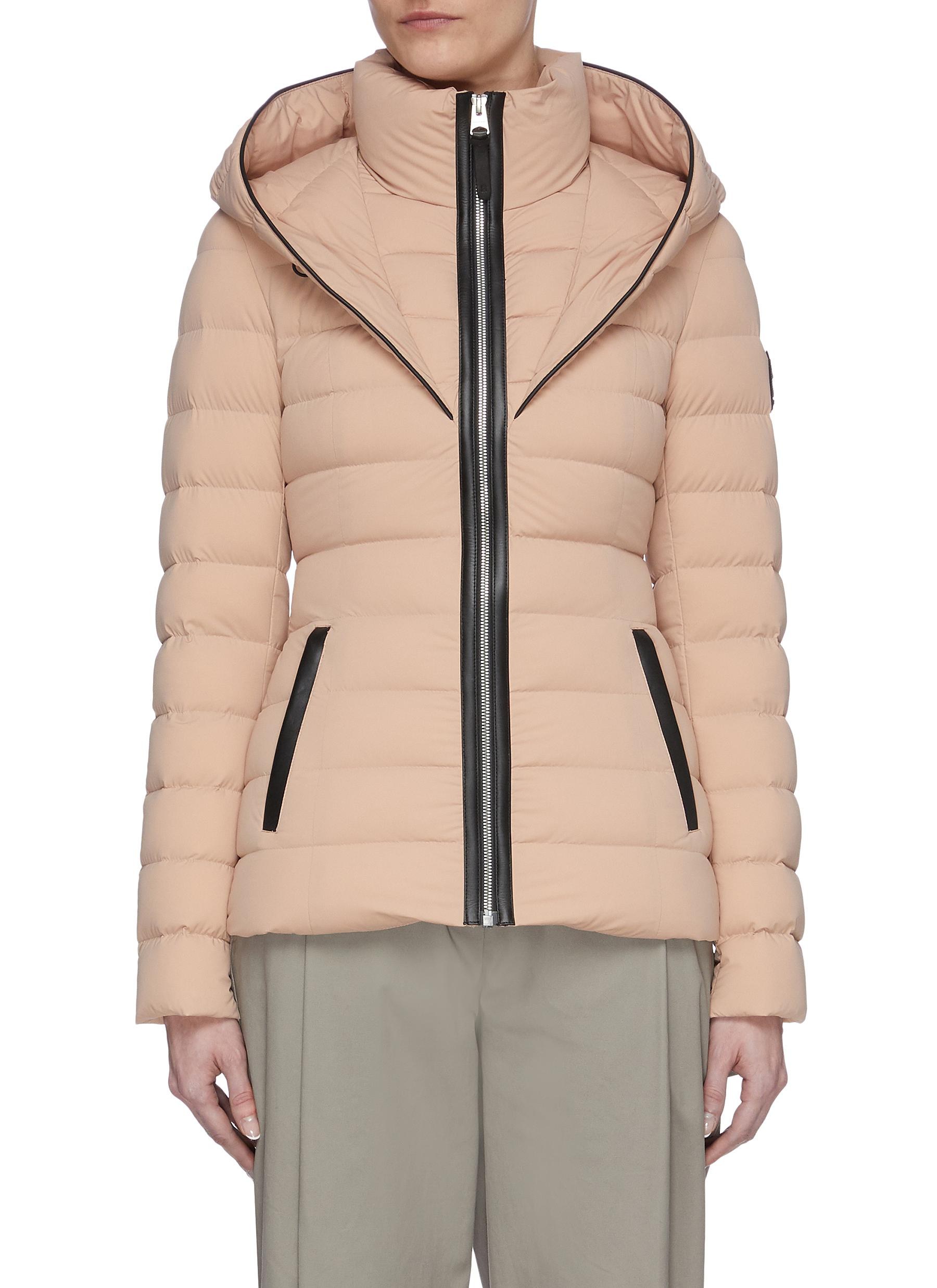 Buy Mackage Jackets 'Andrea' full zip puffer jacket