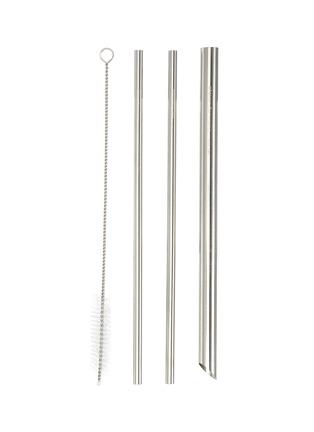 Main View - Click To Enlarge - ALEXANDER WANG - x Lane Crawford straw set