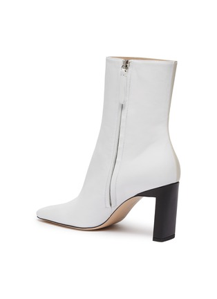 - WANDLER - 'Isa' square toe two tone boots