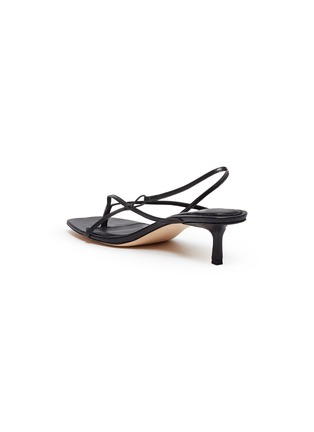 - STUDIO AMELIA - '2.6' strappy leather sandals