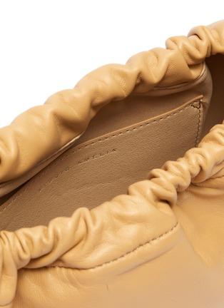 Detail View - Click To Enlarge - STUDIO AMELIA - '1.1' mini drawstring leather bag