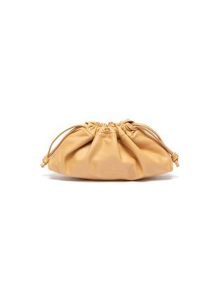 Main View - Click To Enlarge - STUDIO AMELIA - '1.1' mini drawstring leather bag