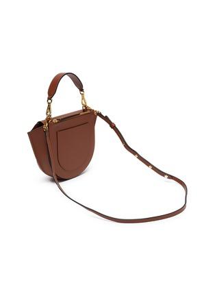 Detail View - Click To Enlarge - WANDLER - 'Hortensia' mini leather shoulder bag