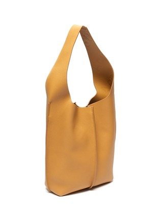 Detail View - Click To Enlarge - ACNE STUDIOS - Large leather tote bag