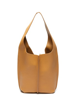 Main View - Click To Enlarge - ACNE STUDIOS - Large leather tote bag
