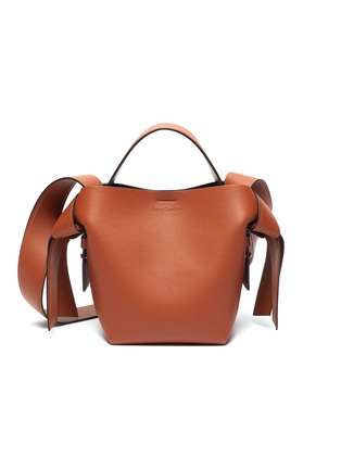 Main View - Click To Enlarge - ACNE STUDIOS - Mini leather tote bag