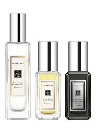 Main View - Click To Enlarge - JO MALONE LONDON - Wood Sage & Sea Salt Fragrance Combining™ Trio