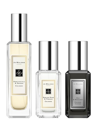 Main View - Click To Enlarge - JO MALONE LONDON - Honeysuckle & Davana Fragrance Combining™ Trio